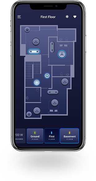 Home Automation System - IOT enabled Lights
