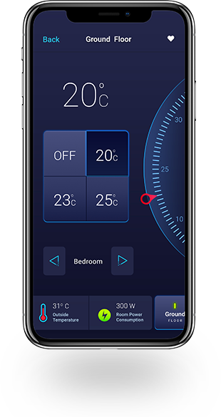 Home Automation System - AC Controls