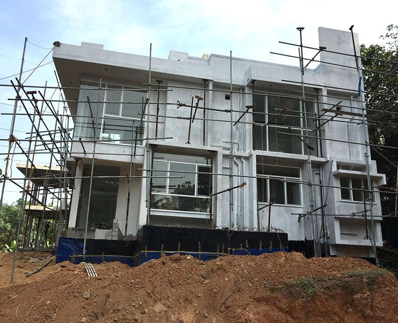 Apartment Work In Progress (Jan)
